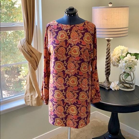 Ann Taylor Dresses & Skirts - 🌺Ann Taylor Lined Midi Dress Size L